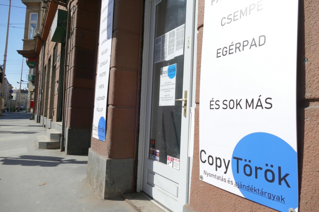 Copy Török - Nyomtatás és ajándéktárgyak